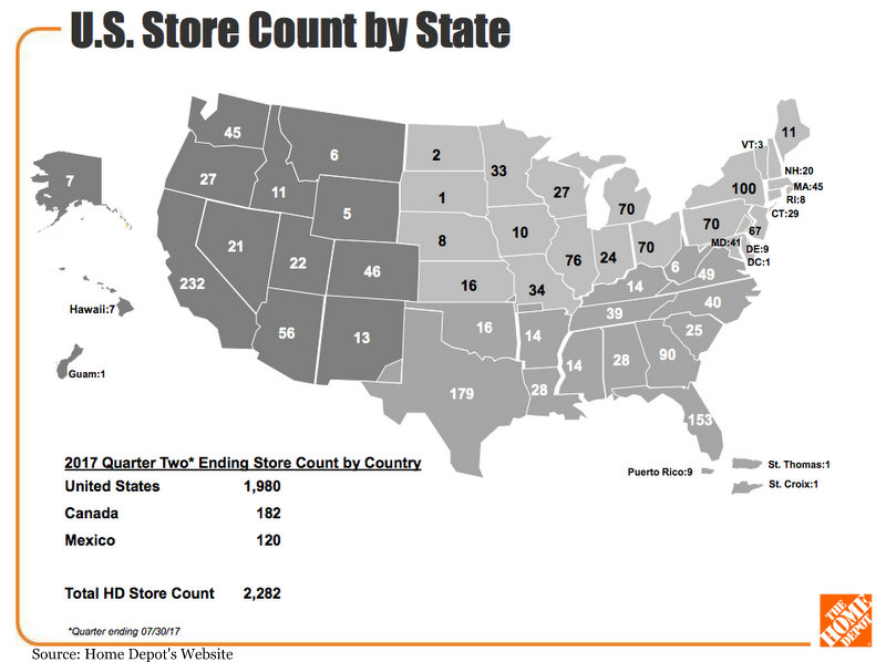 Hurricane Response: A Strategic Need For Home Depot -- Trefis